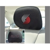 "FANMATS NBA - Portland Trail Blazers Head Rest Cover 10""x13"""