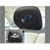 "FANMATS NBA - Utah Lazz Head Rest Cover 10""x13"""