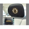 "FANMATS NHL - Boston Bruins Head Rest Cover 10""x13"""