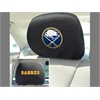 "FANMATS NHL - Buffalo Sabres Head Rest Cover 10""x13"""