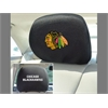 "FANMATS NHL - Chicago Blackhawks Head Rest Cover 10""x13"""