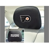 "FANMATS NHL - Philadelphia Flyers Head Rest Cover 10""x13"""