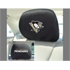 "FANMATS NHL - Pittsburgh Penguins Head Rest Cover 10""x13"""