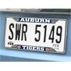 "FANMATS Auburn License Plate Frame 6.25""x12.25"""