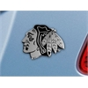 "FANMATS NHL - Chicago Blackhawks Emblem 2.7""x3.2"""