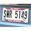 "FANMATS NHL - Dertoit Red Wings License Plate Frame 6.25""x12.25"""