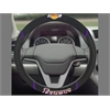 "FANMATS NBA - Los Angeles Lakers Steering Wheel Cover 15""x15"""