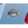 "FANMATS NBA - Los Angeles Lakers Emblem 2.3""x3.7"""