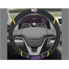 "FANMATS Louisiana State Steering Wheel Cover 15""x15"""