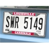 "FANMATS Louisville License Plate Frame 6.25""x12.25"""