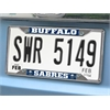 "FANMATS NHL - Buffalo Sabres License Plate Frame 6.25""x12.25"""