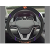 "FANMATS Clemson Steering Wheel Cover 15""x15"""