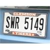 "FANMATS Clemson License Plate Frame 6.25""x12.25"""