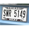 "FANMATS NBA - Miami Heat License Plate Frame 6.25""x12.25"""