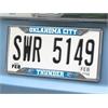 "FANMATS NBA - Oklahoma City Thunder License Plate Frame 6.25""x12.25"""