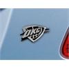 """FANMATS NBA - Oklahoma City Thunder Emblem 1.8""""x3.2"""""""