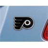 """FANMATS NHL - Philadelphia Flyers Emblem 2.2""""x3.2"""""""