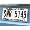 "FANMATS NHL - Pittsburgh Penguins License Plate Frame 6.25""x12.25"""
