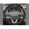 "FANMATS Texas Tech Steering Wheel Cover 15""x15"""
