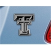 "FANMATS Texas Tech Emblem 2.7""x3.2"""