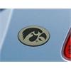 """FANMATS Iowa Emblem 2.1""""x3.2"""""""