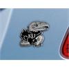 """FANMATS Kansas Emblem 2.8""""x3.2"""""""