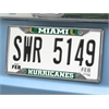 "FANMATS Miami License Plate Frame 6.25""x12.25"""