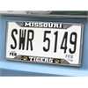 "FANMATS Missouri License Plate Frame 6.25""x12.25"""