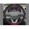 "FANMATS Wisconsin Steering Wheel Cover 15""x15"""