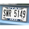 "FANMATS NBA - Utah Jazz License Plate Frame 6.25""x12.25"""