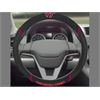 "FANMATS Virginia Tech Steering Wheel Cover 15""x15"""