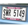 "FANMATS Virginia Tech License Plate Frame 6.25""x12.25"""