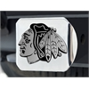 "FANMATS NHL - Chicago Blackhawks Hitch Cover 4 1/2""x3 3/8"""