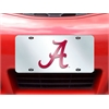 "FANMATS Alabama License Plate Inlaid 6""x12"""