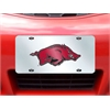 "FANMATS Arkansas License Plate Inlaid 6""x12"""