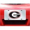 "FANMATS Georgia License Plate Inlaid 6""x12"""