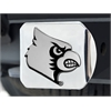 "FANMATS Louisville Hitch Cover 4 1/2""x3 3/8"""