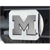 "FANMATS Michigan Hitch Cover 4 1/2""x3 3/8"""