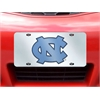 "FANMATS UNC - Chapel Hill License Plate Inlaid 6""x12"""