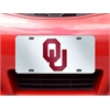 "FANMATS Oklahoma License Plate Inlaid 6""x12"""