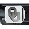 "FANMATS Oklahoma Hitch Cover 4 1/2""x3 3/8"""