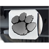 "FANMATS Clemson Hitch Cover 4 1/2""x3 3/8"""