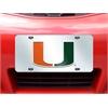 "FANMATS Miami License Plate Inlaid 6""x12"""