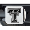 "FANMATS Texas Tech Hitch Cover 4 1/2""x3 3/8"""
