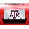"FANMATS Texas A&M License Plate Inlaid 6""x12"""