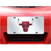"FANMATS NBA - Chicago Bulls License Plate Inlaid 6""x12"""