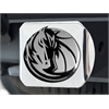 "FANMATS NBA - Dallas Mavericks Hitch Cover 4 1/2""x3 3/8"""
