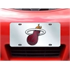 "FANMATS NBA - Miami Heat License Plate Inlaid 6""x12"""