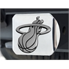 "FANMATS NBA - Miami Heat Hitch Cover 4 1/2""x3 3/8"""