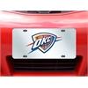 "FANMATS NBA - Oklahoma City Thunder License Plate Inlaid 6""x12"""